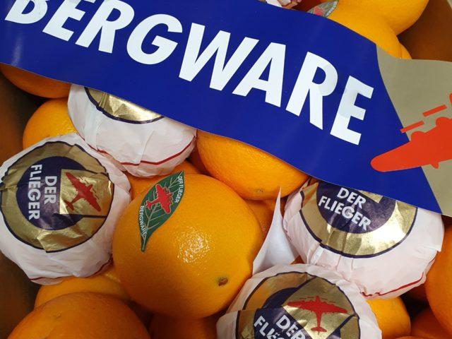 Orangen Bergware