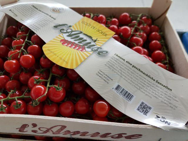 Tomatenkirschen L'Amuse